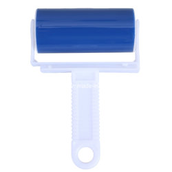 Limpiador de rodillo lavable paño pegajoso Pet Selector de secador de ropa removedor de pelusas cepillo reutilizables.