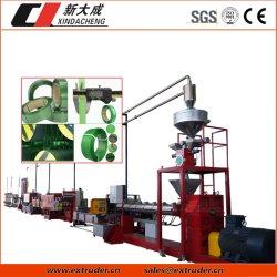Xdc 400kg/H Pet/PPの機械または押出機の機械装置を作るプラスチックパッキングストラップベルトまたは競争価格の生産ライン