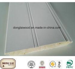 Bouwmateriaal Milieumateriaal Mdf Wood White Primer Wandpaneel