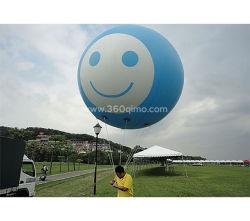 Impresión a todo color publicidad colgante de PVC inflable globo con logotipo personalizado GM3203