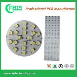 Conseil d'encre de l'imprimante Blanc LED PCB en aluminium