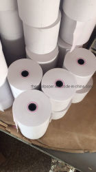 Rollo de papel térmico para oficina y uso escolar 70 gramos a 75 gramos 80 GSM