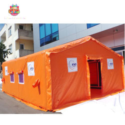 Hospital inflables portátiles Tienda instalaciones médicas para la venta