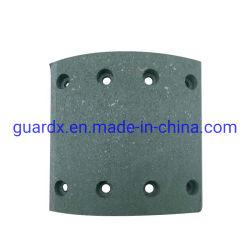 Vendita all'ingrosso di rivestimenti dei freni anteriori in ceramica e semi-metallici Per i veicoli