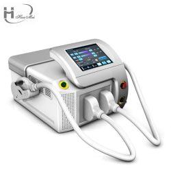 E-Luz portátil del Sistema de belleza piel
