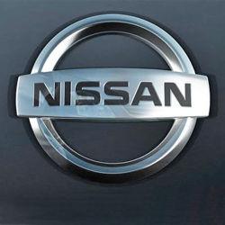 Vente chaude de formage sous vide en acrylique Chroming Big Silver Logo voiture signe pour voiture Nissan Shop