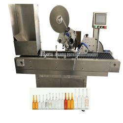 Precios baratos de la máquina de etiquetado de tubo/de la máquina de etiquetado de botellas pequeñas