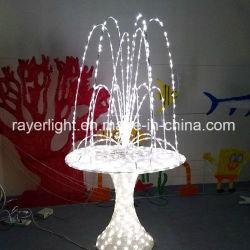 크리스마스 옥외 장식적인 빛 2m 키 큰 LED 주제 훈장 결혼식 사건 빛
