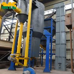 Alta eficiencia de 100kw mini planta de energía de biomasa de plantas de energía Shell de anacardo