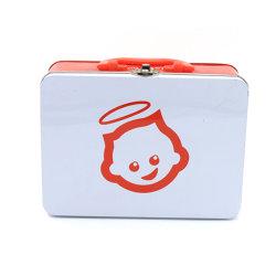 L'emballage des aliments déjeuner Boîte cadeau