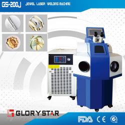 보석 금 은을%s Laser 용접 장비