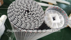 Couleur gris Hairise 900n Courroie modulaire avec matériau POM
