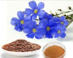 Extrait de la graine de lin pur et naturel - 20 %, 40 % des lignanes