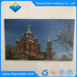 La impresión lenticular 3D personalizado PP/PET PVC Mat Tabla