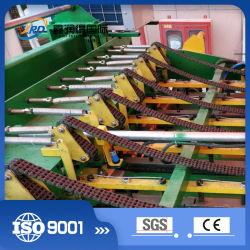 Holzbearbeitung-Maschinerie-Furnier-Blatt, das Maschine für Furnierholz herstellend näht