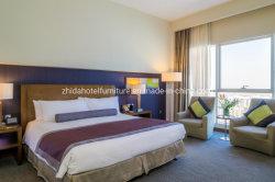 Hotel Cama Doble utiliza madera maciza Muebles de dormitorio en venta