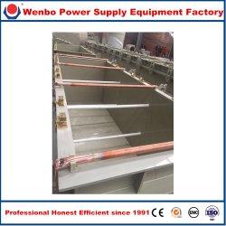 Personnalisé pour le zinc du fourreau de galvanoplastie PP/placage nickel/cuivre étamé