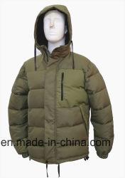 Le rembourrage d'hiver Vêtements Vêtements Down Jacket pour les hommes