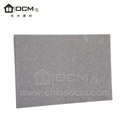 Placa de cimento preto de alta densidade para acessórios exteriores