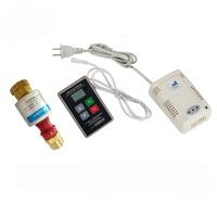 Ja8802 самообороны на отключение подачи с контроллером системы сигнализации предохранительных клапанов со стороны привода ГРМ оборудование Smart домашних хозяйств разрез на закрыть газ программируемые мобильные плитой,