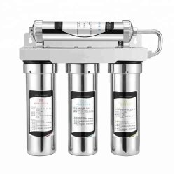 Depuratore di acqua dell'acciaio inossidabile di alta qualità con la cartuccia di filtro magnetizzata