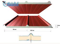 Polyether polyether polyurethaan schuim PUR-systeem voor Sandwichpaneel Isolatie