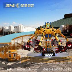 Popolari giostre kiddie di divertimenti Transformers Robot Rides for sale