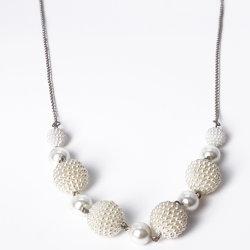 2018 Nuevo Diseño de Moda joyas Colgante Collar de perlas