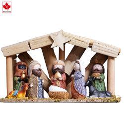 홀리데이 장식 장식 크리에이티브 디자인 레진 종교 기념품 선물