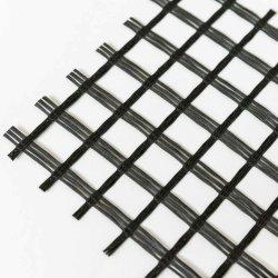 Qualitäts-Asphalt-Faser-Glas Geogrid Produktion in China
