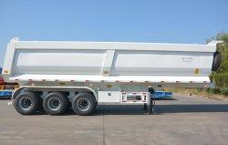 Sinotrak HOWO Road Set Tractor Truck ( 24cbm ダンプ・トレーラ付き 荷台