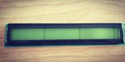 Módulo estándar de la mazorca, STN, Yellow-Green, Moho Azul, el moho gris