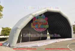 Stade de l'air gonflable Leyuan populaire tente pour afficher l'événement de musique