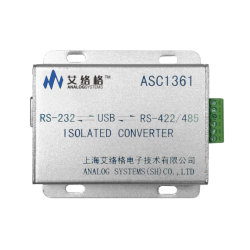 Industrial RS232/RS485/422 isolé convertisseur USB