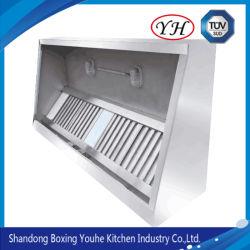 المطبخ التجاري تنظيف الهواء العادم، واستخراج الأبخرة، وسقوط شحم غطاء ESP