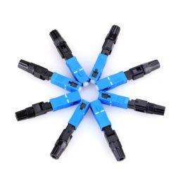 ESC250d Sc/Upc Smの光ファイバFTTHはコネクター絶食する