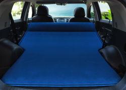 맞춤형 여행 벨벳 팽창식 차량용 침대 매트리스