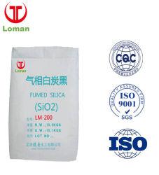 Polvere del silicone/vapore Fumed idrofili 200 del silicone