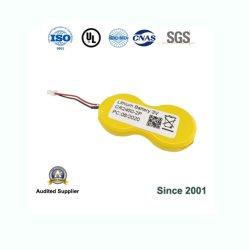 Cr2450 (2P) основной 3V литиевой аккумуляторной батареи с помощью монеты Таблеточного Припаяйте провода на пульт ДУ, смотреть, калькулятор, электронной записной книжки.