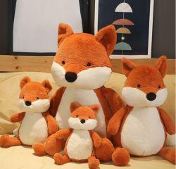 新しいFoxの人形のプラシ天のおもちゃの子供の漫画の誕生日プレゼント