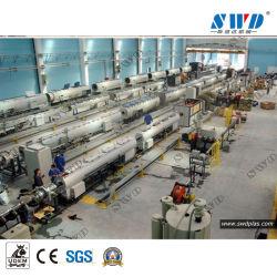 PP PE PPR трубы производственной линии пластиковые трубы экструзии линии