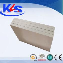 高力アスベストス自由な300kg/M3カルシウムケイ酸塩のボードは防火扉のコアボードとして使用される