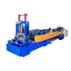 Automatische geänderte CZpurlin-Rolle, die Maschine mit PLC-Kontrollsystem-Rollen-Formular-Maschine bildet