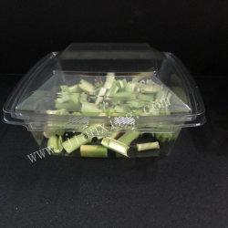 De plastic Doos van de Container van de Groente van het Fruit van de Blaar