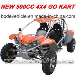 China novo 500cc 2lugares Go Kart com marcação para venda (MC-442)
