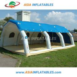 Preço da gaiola de filmagem de PVC China Paintball insuflável tenda