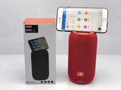 Draagbare Bluetooth ® -luidspreker HS-022 ondersteuning voor draadloze stereo Music Sound Box FM Radio Line in TF USB-luidsprekers voor tijd/wekker