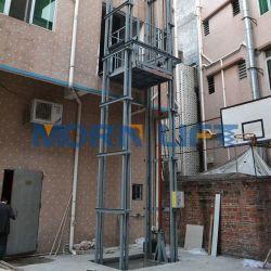Elevatore di merci idraulico del carico del magazzino con capienza del Ce ad altezza 3t a 2.4m