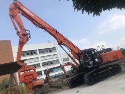 Châssis de l'excavateur fiable utilisé appareil de forage rotatif de la machine de forage de l'alésage de la machine de pieux