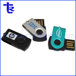 고명한 상표 USB 섬광 드라이브 비틀어진 사람 USB